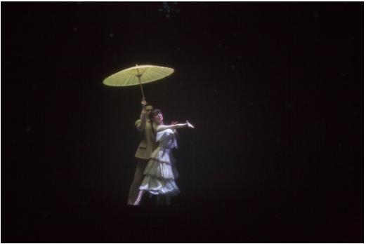 芭蕾女神劉曉茜和她的芭蕾世界
