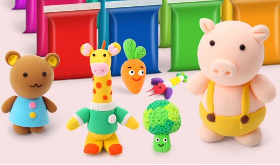 可随意DIY的喜感熊玩具 帮孩子提高多种发展力