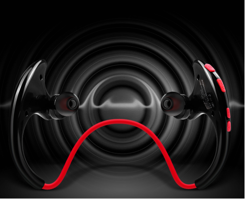 狂甩不掉的运动耳机—怪族影音电器颈戴式蓝牙耳机评测