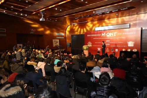 首届'M-ONE职业泰拳冠军赛中国赛'即将在北京盛大开启