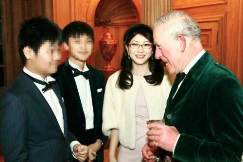 神原未绮(Ms Miky Kambara)一行访问英国查尔斯王储基金会总部