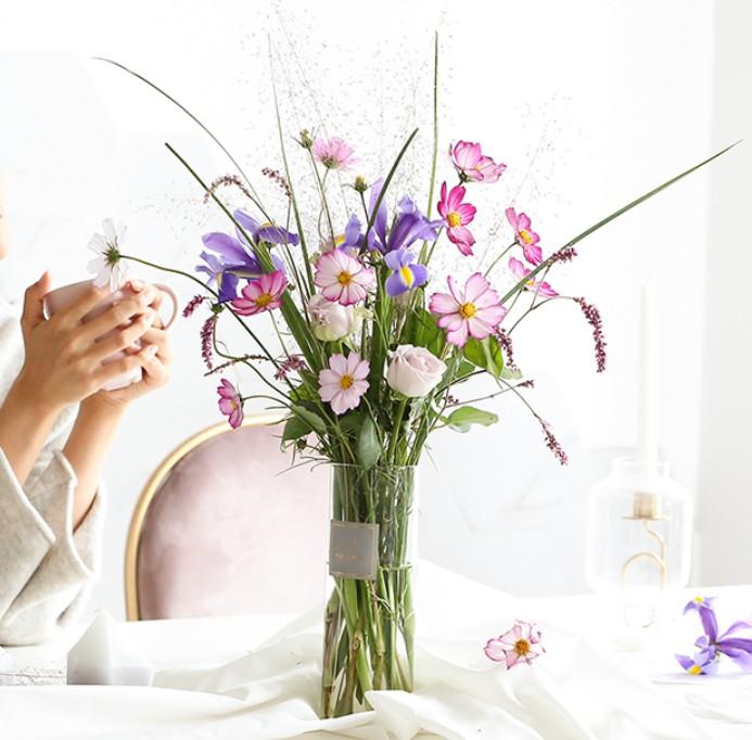 甜蜜约会,一束FlowerPlus花加鲜花让情感升温