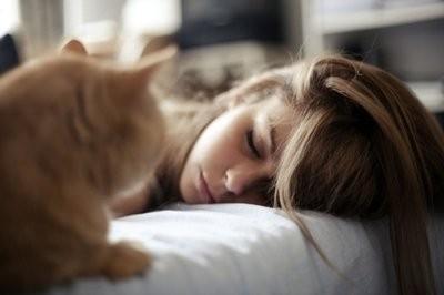 我终于会打瞌睡了!-它治好了我10多年的失眠症!