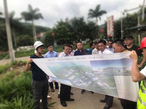 防城港市防城区深度对接中国通广 共促边境口岸经济再上新台阶