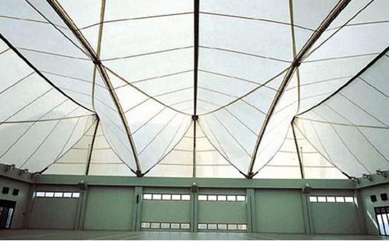 天棚膜結構:專業研發、高效施工,以質量求發展,彰顯品牌實力