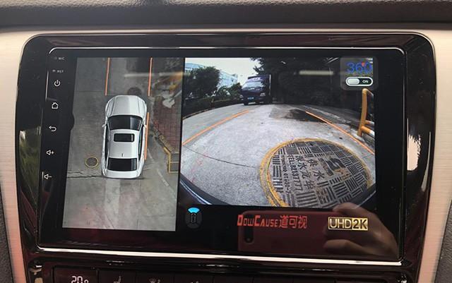 产品与服务双剑合璧,道可视360°全景为车主带来极致体验