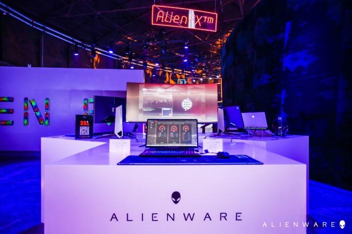 助力设计创意领域,ALIENWARE m15与m17超轻悍PC来袭