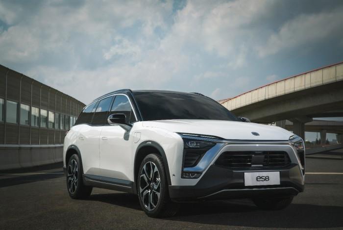 蔚來汽車:以科技引領未來 以互聯網思維為靈魂