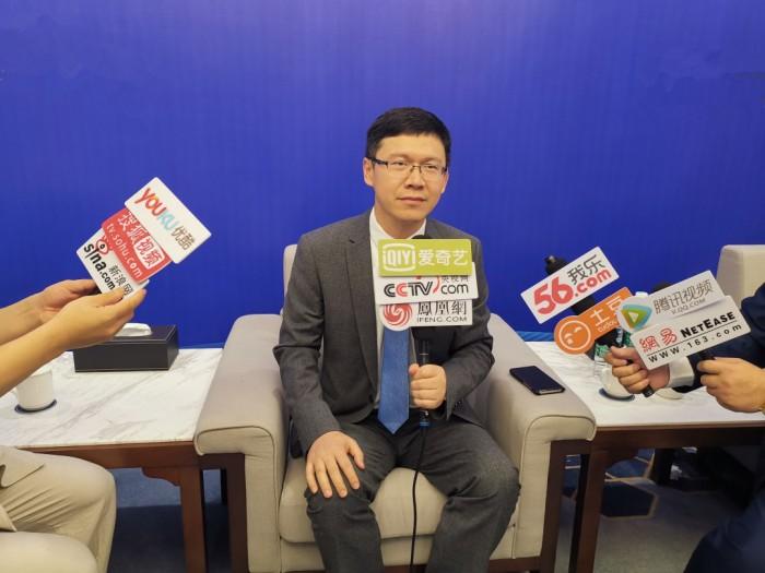 徐建军董事长荣获中国管理科学研究院高级研究员职称