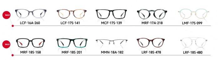 福利!性价比高的眼镜帮初秋穿搭加分!