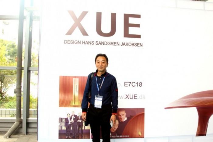 XUE精彩亮相第25届中国国际家具展