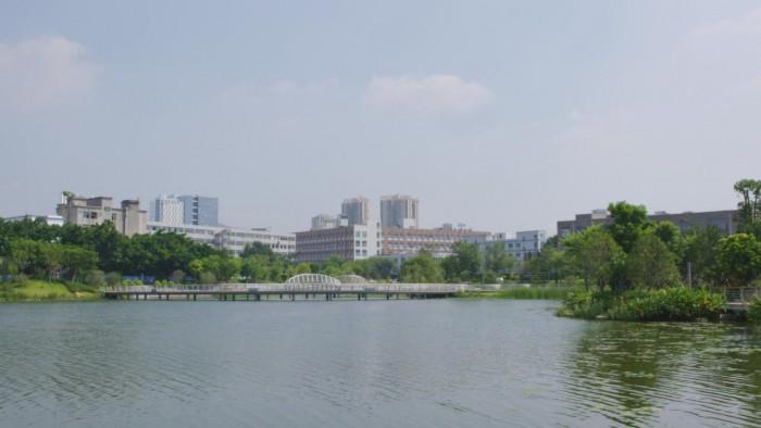 深圳宝安:以河为中心 打赢水污染治理攻坚战