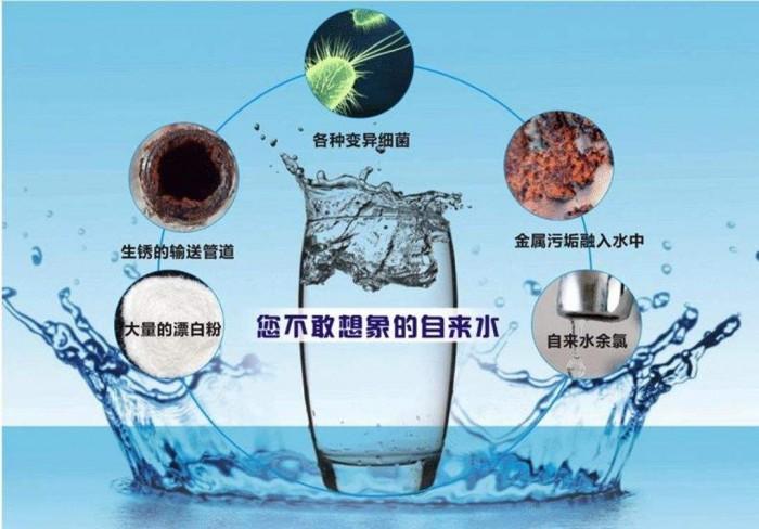 戴安净水系统,提醒您:装修第一步,净水先入户!
