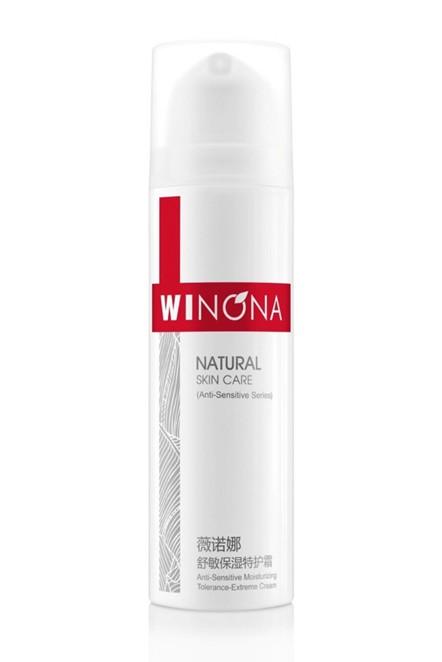 薇诺娜舒敏保湿特护霜:让敏感肌安心的熨帖存在