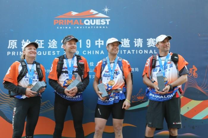原始征途越野远征中国邀请赛落幕 8支队伍参加