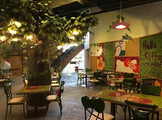哎趴屋携手四川巨型餐饮连锁 打造IP主题餐厅新业态