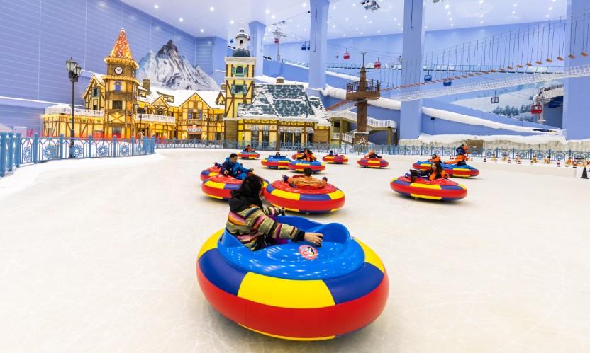昆明融创乐园海世界雪世界正式开票 12月21日将盛大开业