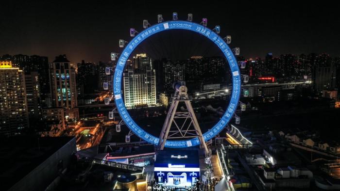 """理肤泉""""LIFE-CHANGING小蓝盒"""" 上海站泉力开启"""