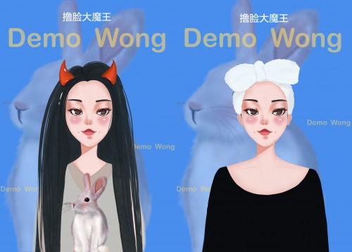 """""""撸脸大魔王""""倡导脸部肌肉锻炼,告别微整形,引领中国健脸运动!"""