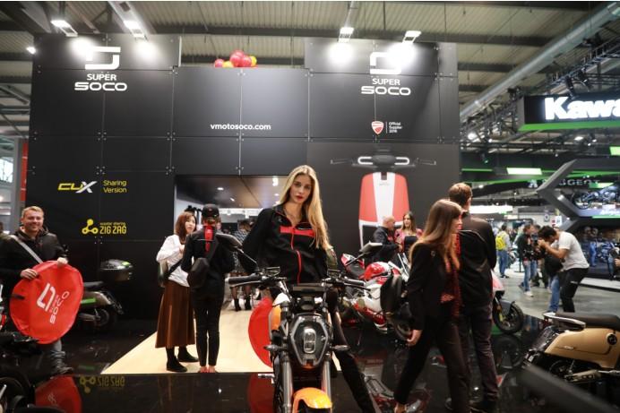 引爆米兰两轮车展,速珂定义踏板摩托新风尚
