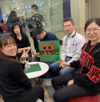 """华尔街英语上海学习中心,用欢乐给你一场别样的的""""奥运会"""""""