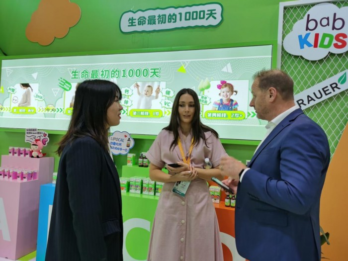 Brauer再次亮相进博会,上线新产品引领中国儿童营养补充潮流(图4)