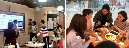 电影知识知多少?华尔街英语上海学习中心上演电影主题派对