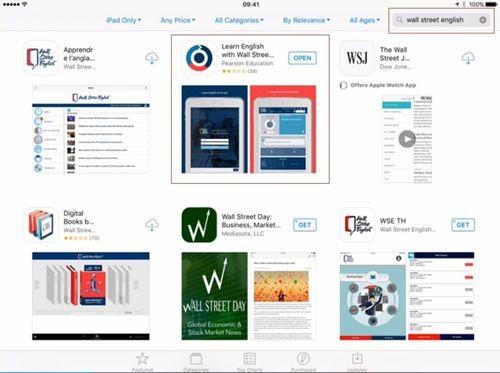 华尔街英语APP线上课程开启,支持手机、Ipad上课