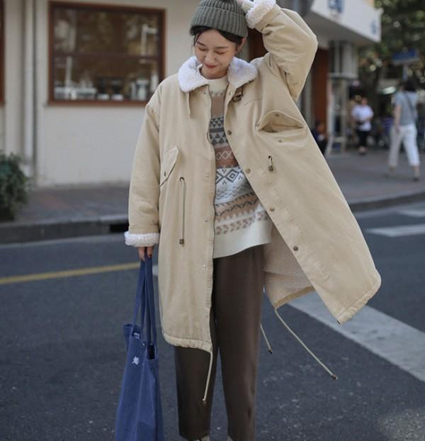 工装风的棉服好看吗 工装风棉服要怎么穿