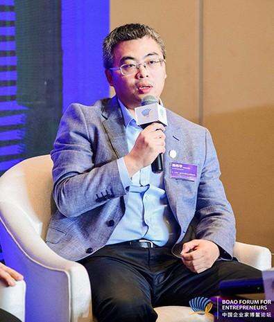 中国企业家博鳌论坛,莎普爱思陈伟平谈药企创新