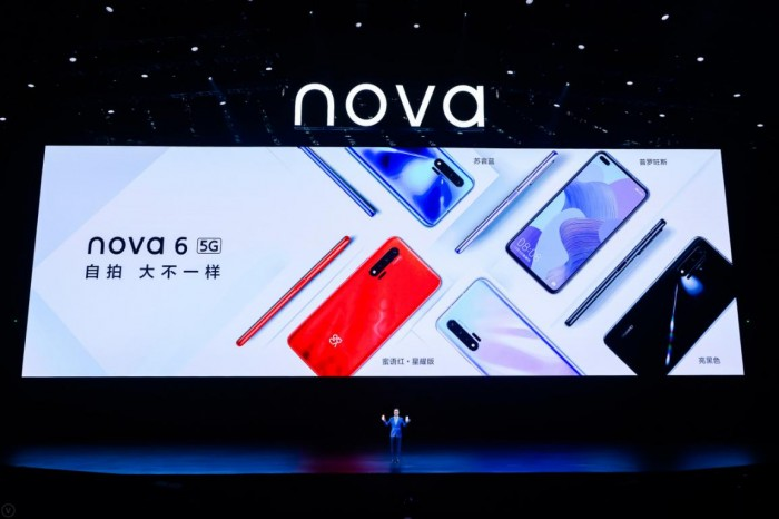 代言人易烊千玺上线,用华为nova6 5G新品演绎大不一样自
