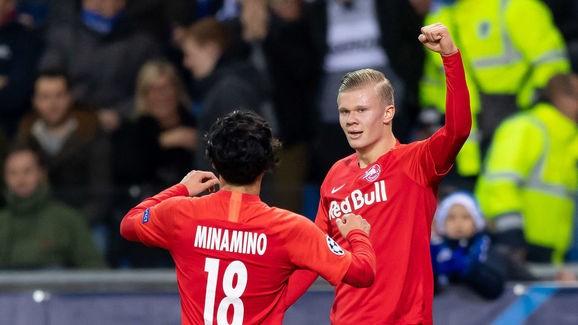 皇马曼联心仪哈兰德 但挪威神锋最好下家在德甲