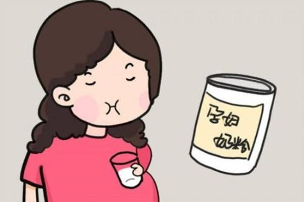 喝孕妇奶粉会长胖吗 孕妇奶粉的正确喝法