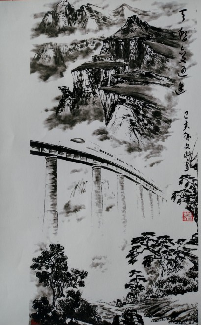 CCTV 特别推荐艺术名家——蒋文科