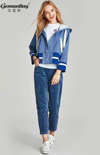 戈蔓婷品牌女装顺应市场需求,时尚优雅自然散发