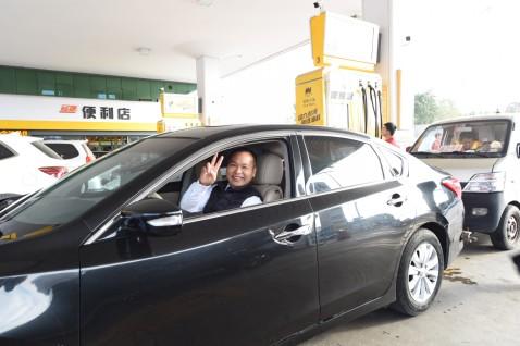 冠德五星耐力王诞生,获1吨汽油终极大奖!