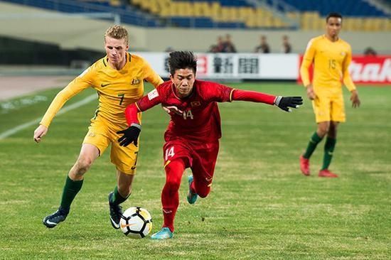 越南足球励志冲进世界杯 范志毅的预言真要实现了?