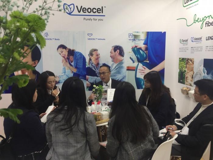 """维绎丝™ """"Eco Care """"主题亮相第十八届上海国际非织造材料展览会"""