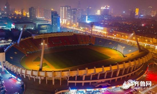 2021年世俱杯,世界最顶级足球赛事正式来到济南