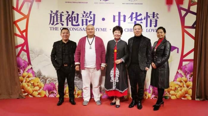 传统文化+珠宝丨易网通宝与广东省旗袍总会达成战略合作