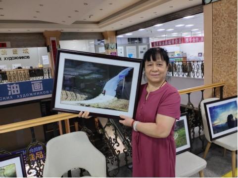 2020年两会之声 国际艺术名家献礼两会专访——陈培坚