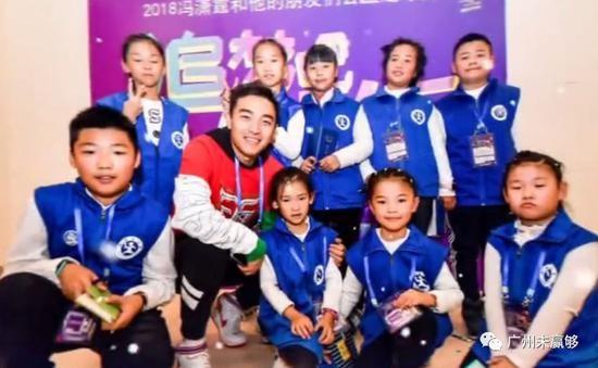 """""""冯潇霆和他的朋友们""""公益足球赛第四届将于1月5号举行"""