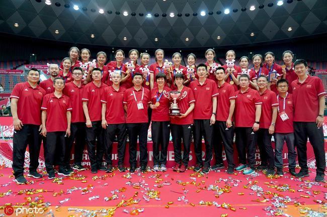 粤媒评2019年中国体育:中国女排独撑三大球门面