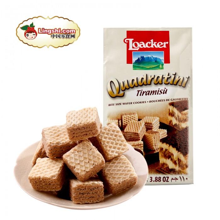 乐味优品威化饼干:粒粒威化香脆诱人