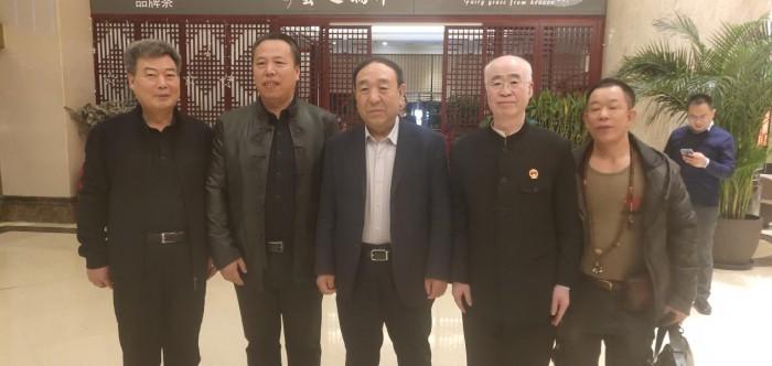 李小社受邀参加2019中医中药亮剑人物高峰论坛