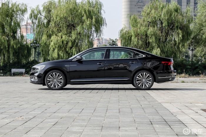 上汽大众帕萨特PHEV,新能源汽车王,销量遥遥领先