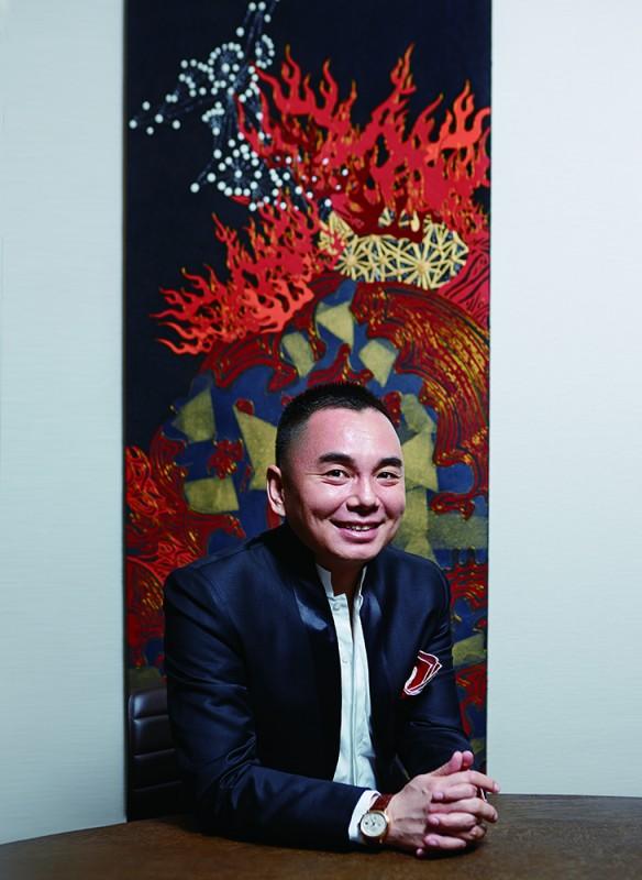 李厚霖:解构公益艺术 加持品牌艺术升级