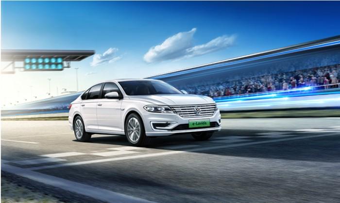 朗逸家族成功衛冕轎車市場銷冠,上汽大眾新一代朗逸純電新能源暢快通行