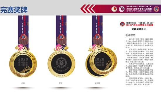 奖牌设计图