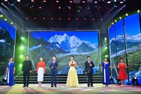 怀宁县举行2020年诗歌春晚活动